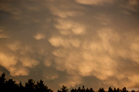 Mammatus Clouds 3